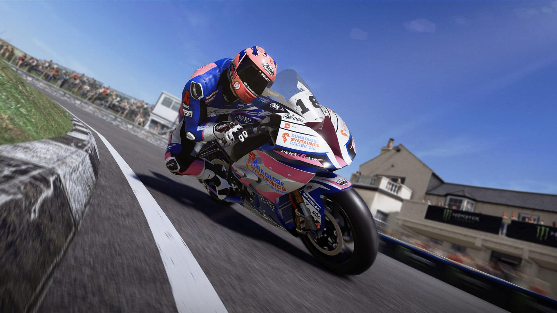 TT Isle of Man - Ride on the Edge 2 out now