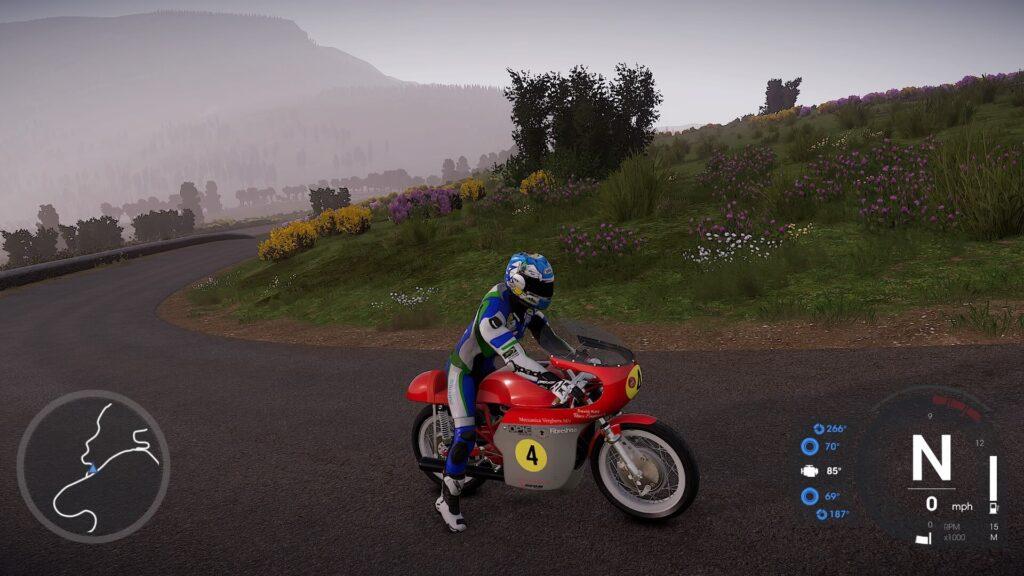TT Isle of Man - Ride on the Edge - Free roam