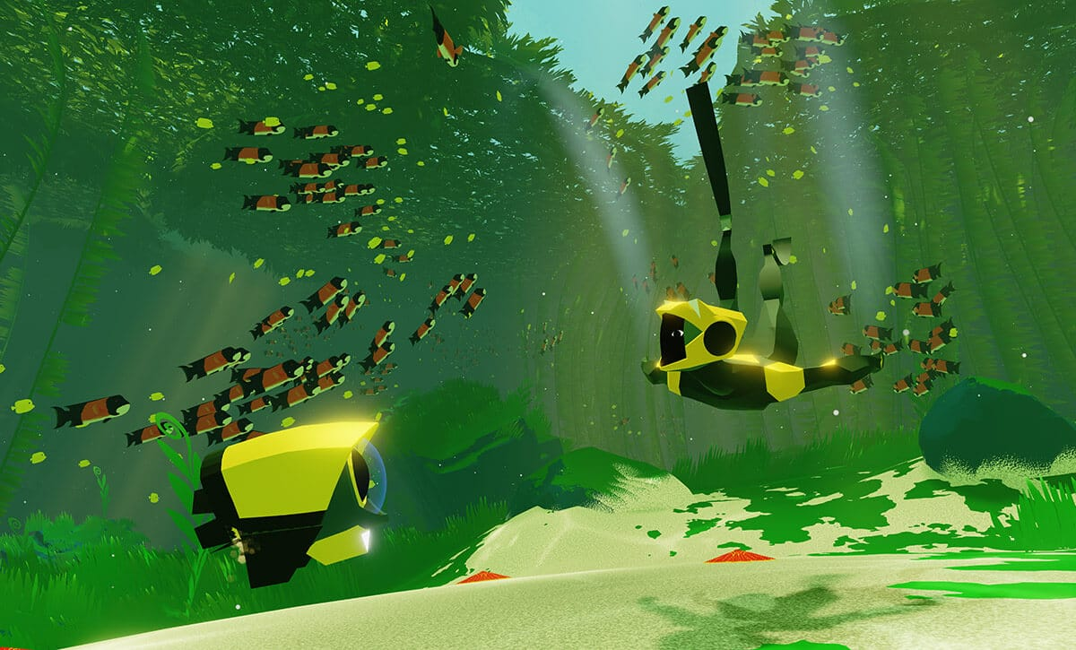 Abzû PS4 review