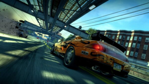 Burnout Paradise Remastered coming to the Switch