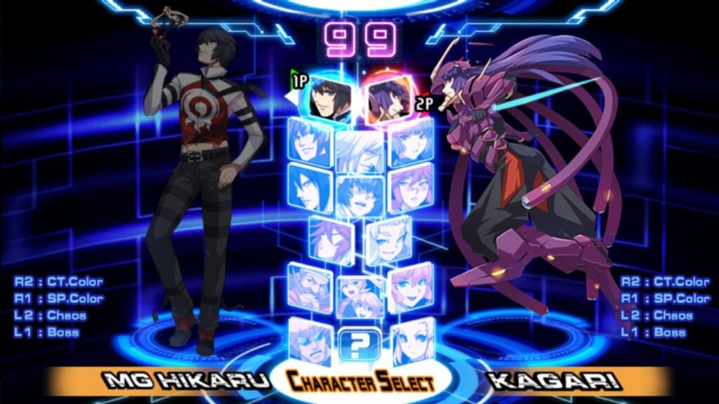 Chaos Code New Sign of Catastrophe - Selection