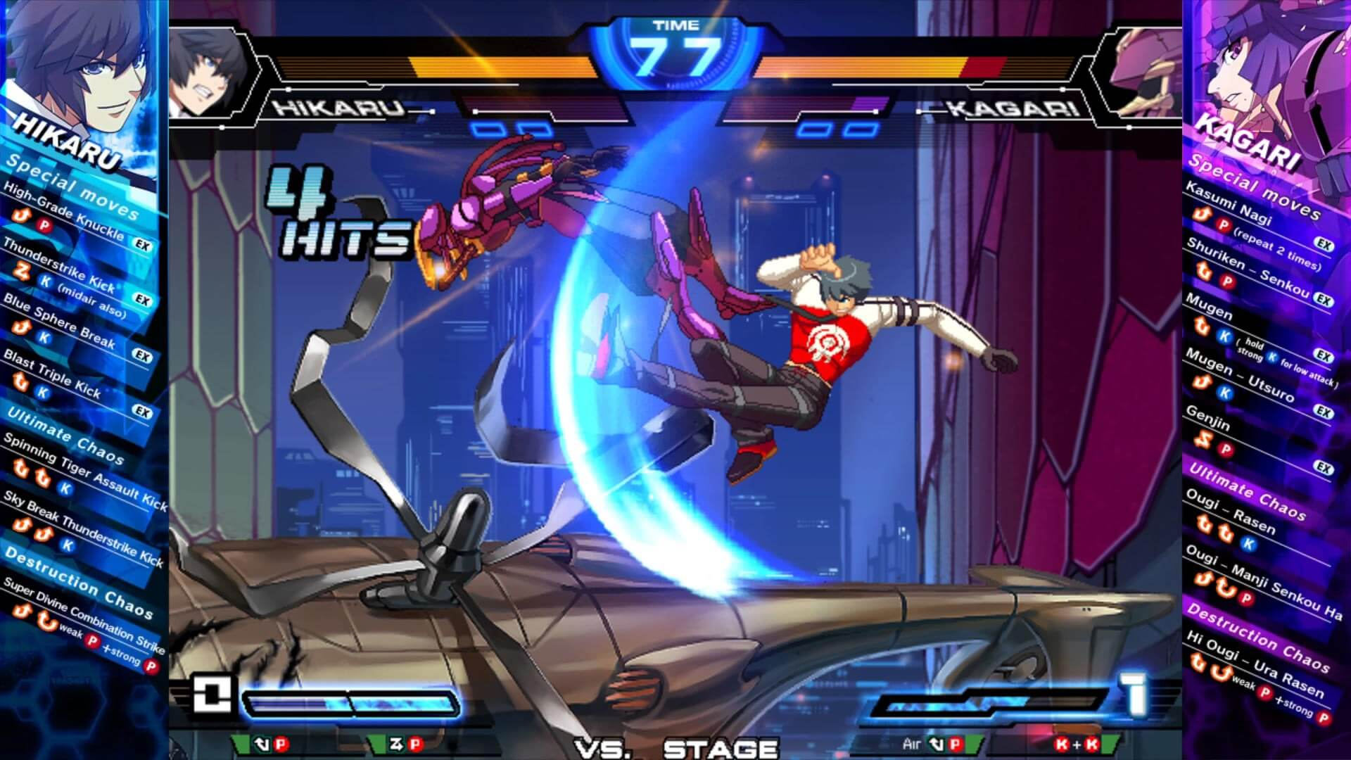 Chaos Code New Sign of Catastrophe out now on Switch