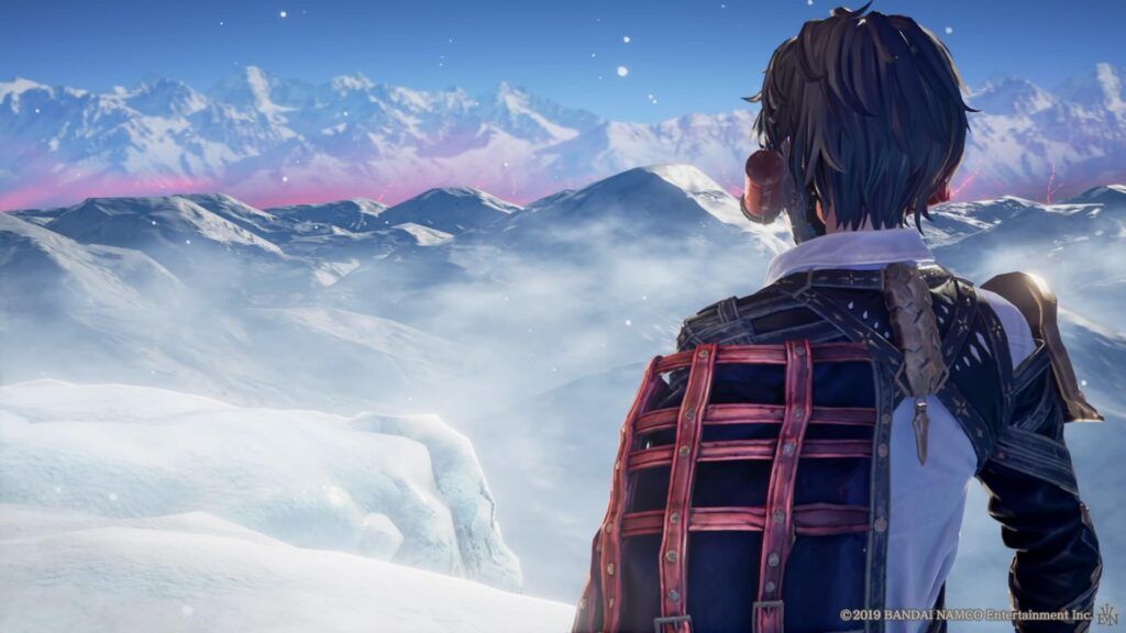 About me, well, it's Code Vein - Snow