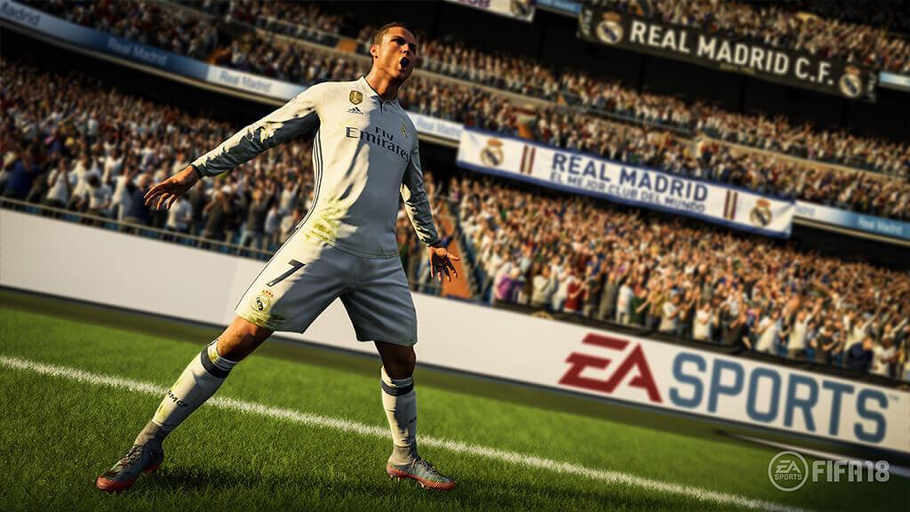 FIFA 18 - Football with Ronaldo