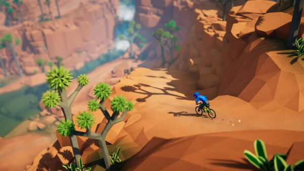 Lonely Mountains Downhill Switch release date