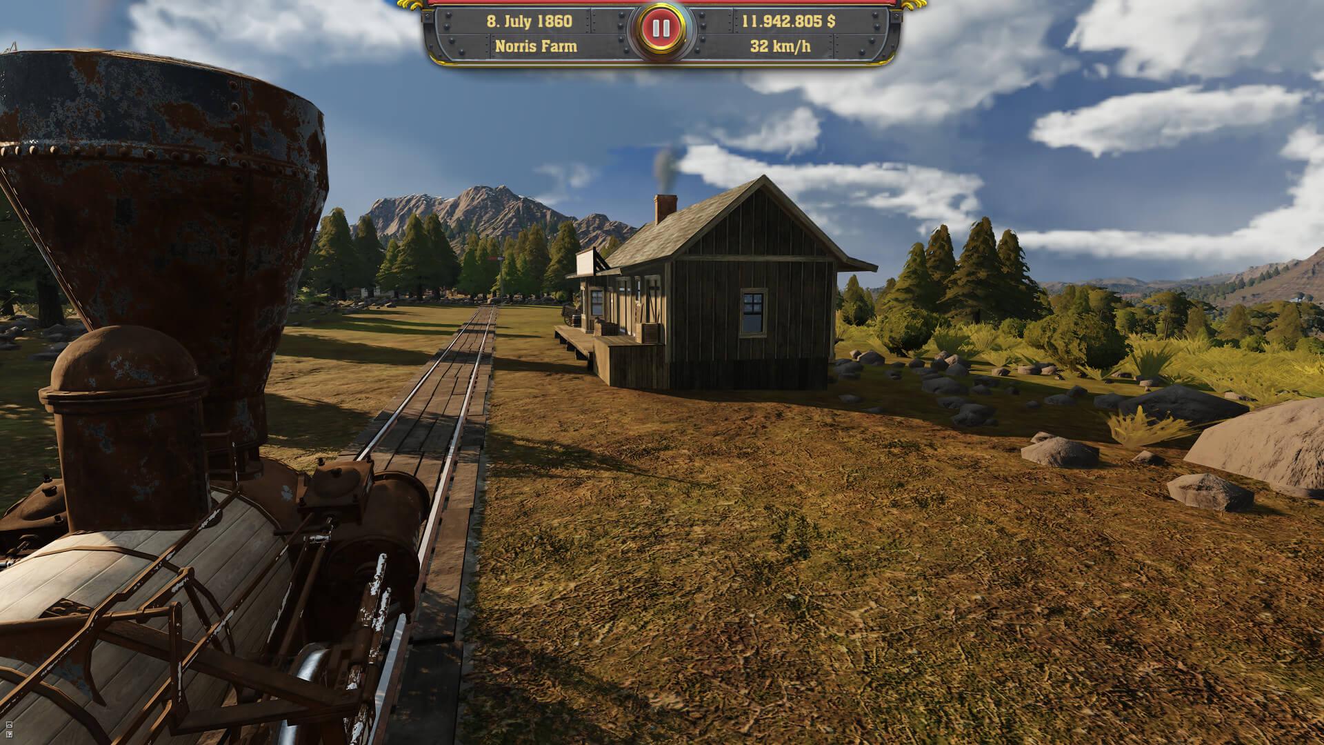 Railway Empire - POV