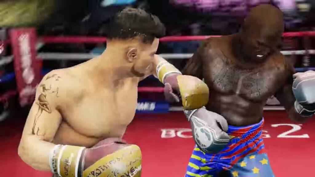 QubicGames - Real Boxing 2