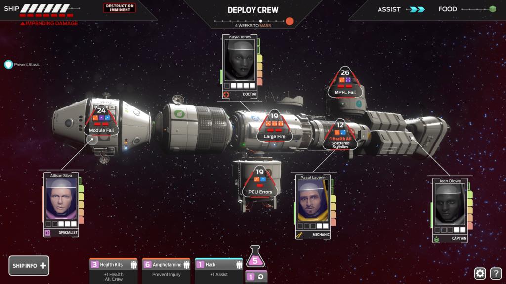 Tharsis - Deploy