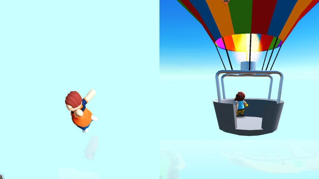 Totally Reliable Delivery Service = Blimp