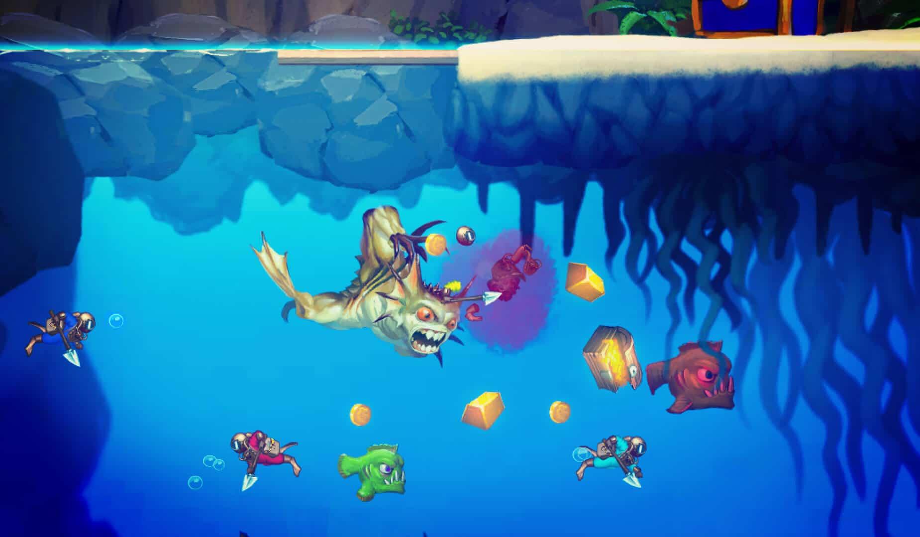 Aqua Lungers - Fishy