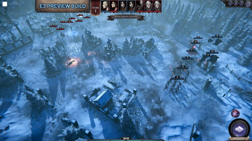 Immortal Realms Vampire Wars - Snow