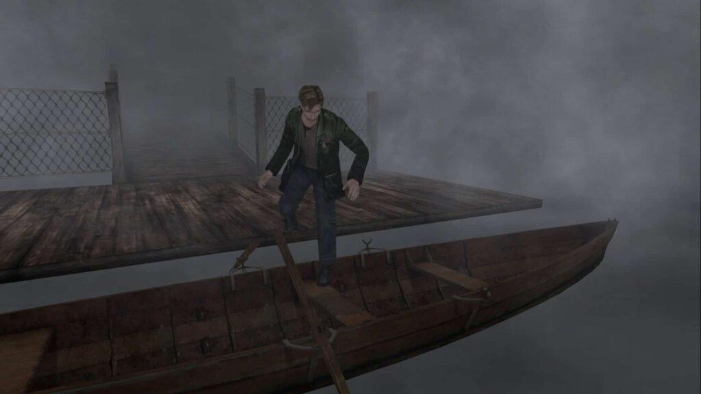 James Sutherland, foggy