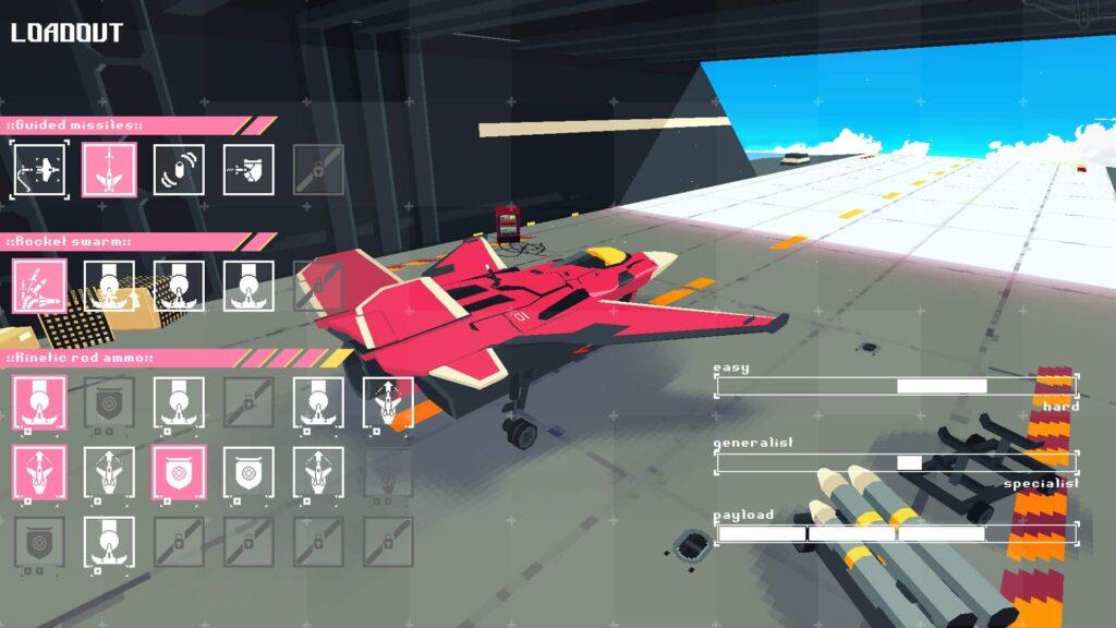 Jet Lancer - Load