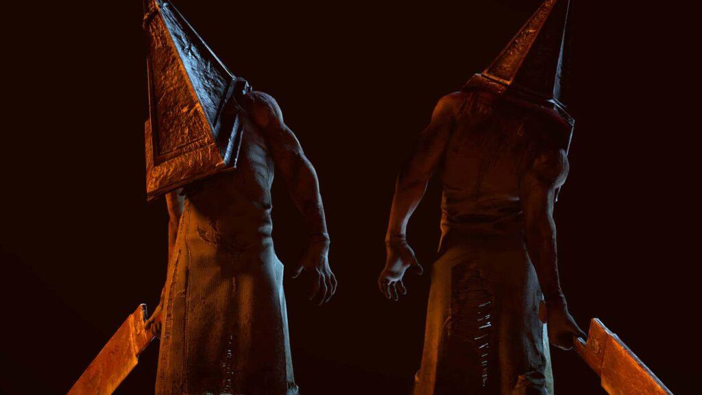 Pyramid Head in Silent Hill