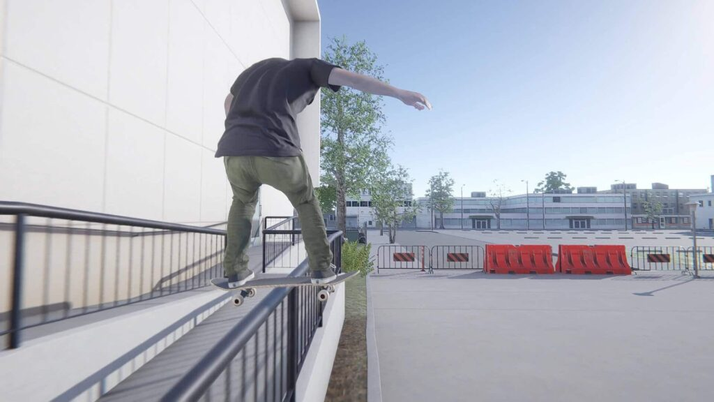Skater XL - Grindr