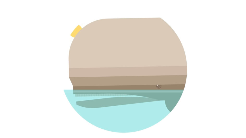 Burly Men At Sea - Whale