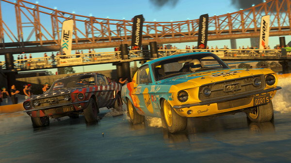 DIRT 5 coming in October