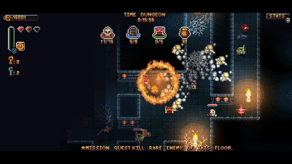 Demon's Tier+ - Objective
