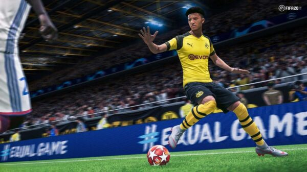 FIFA 20 top of charts