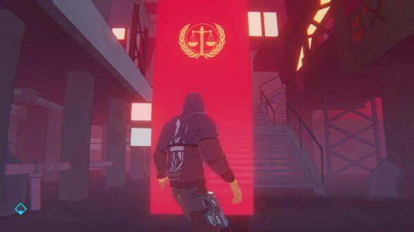 Foreclosed cyberpunk game