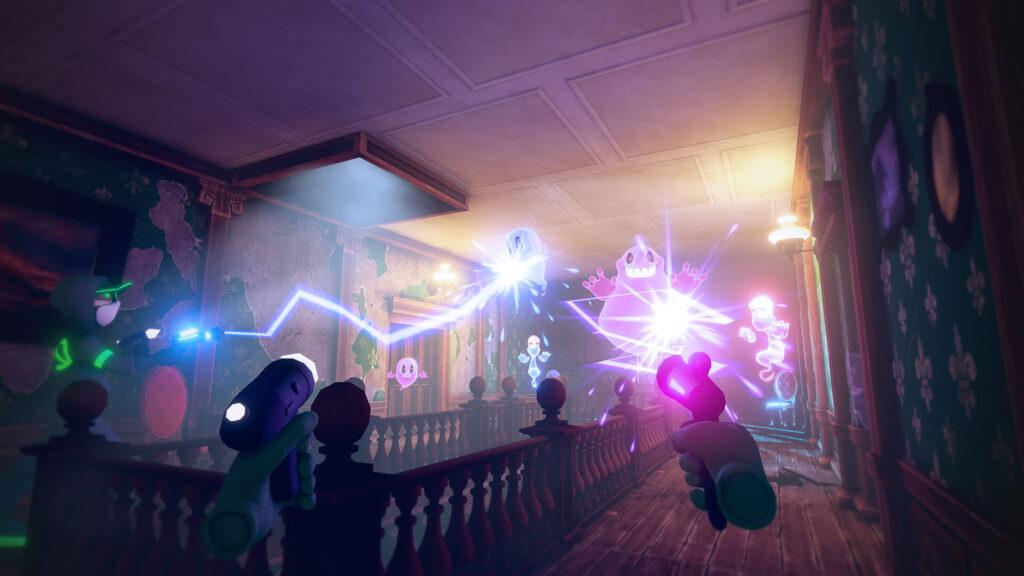 Ghost Patrol VR - Co-op
