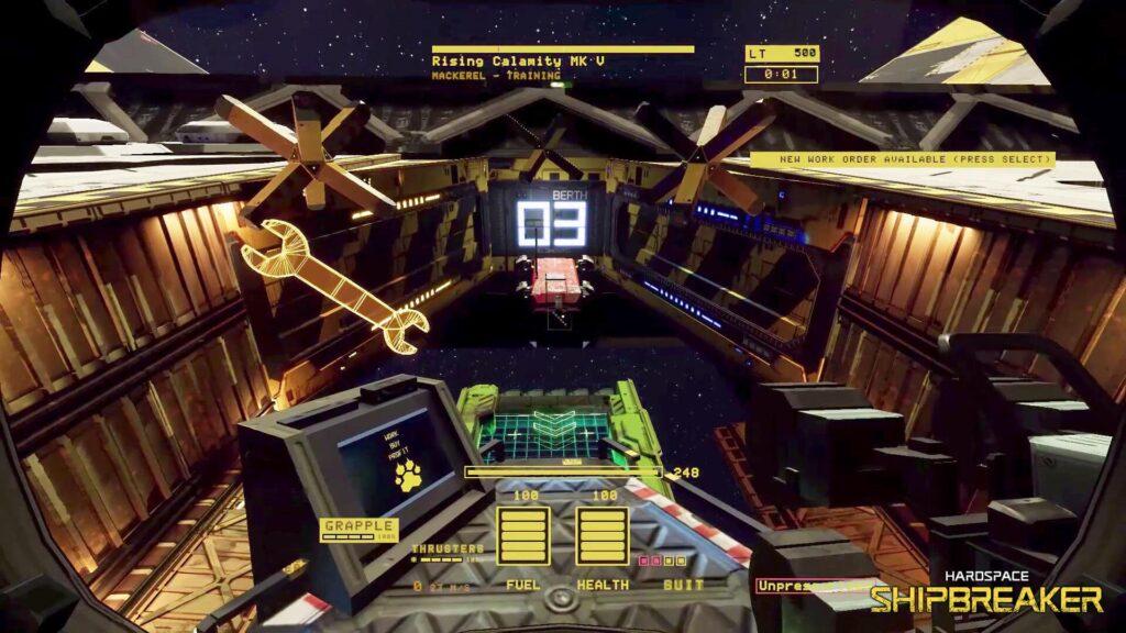 Hardspace Shipbreaker - Ripley