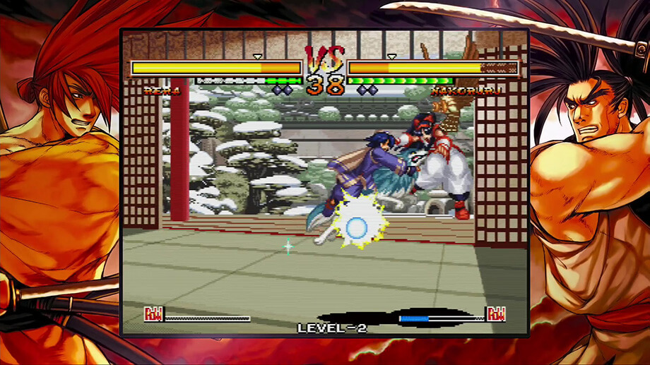 Samurai Shodown NeoGeo Collection - Level 2