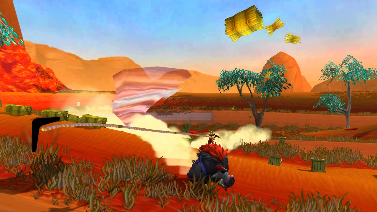 Ty the Tasmanian Tiger HD Switch review