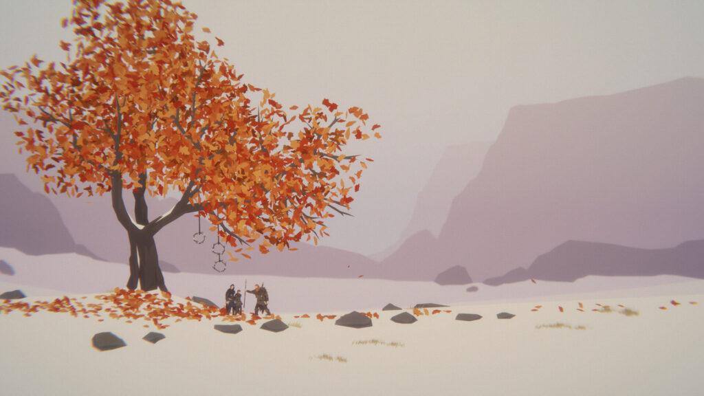 Unto The End - Fall