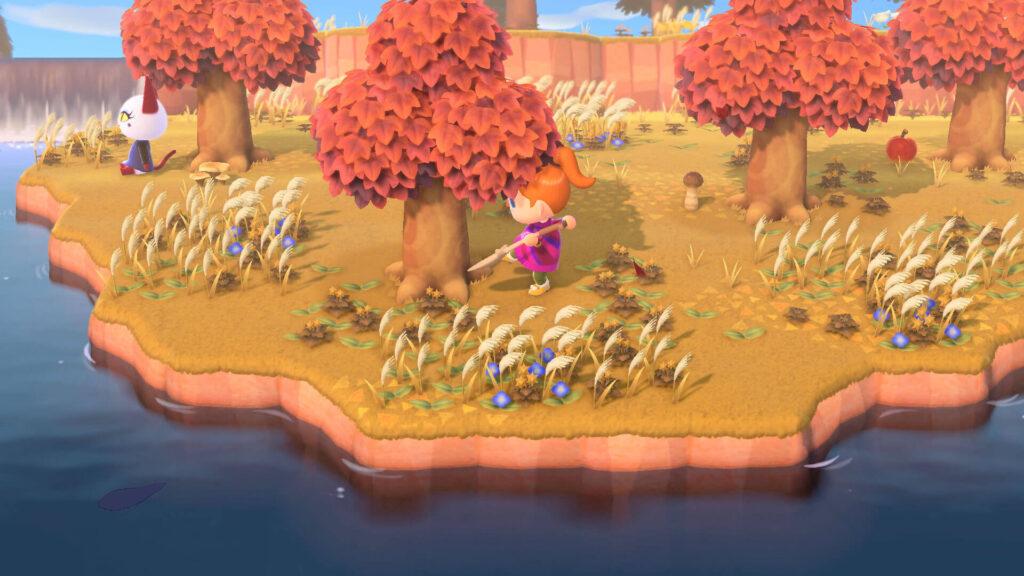 Animal Crossing New Horizons Autumn