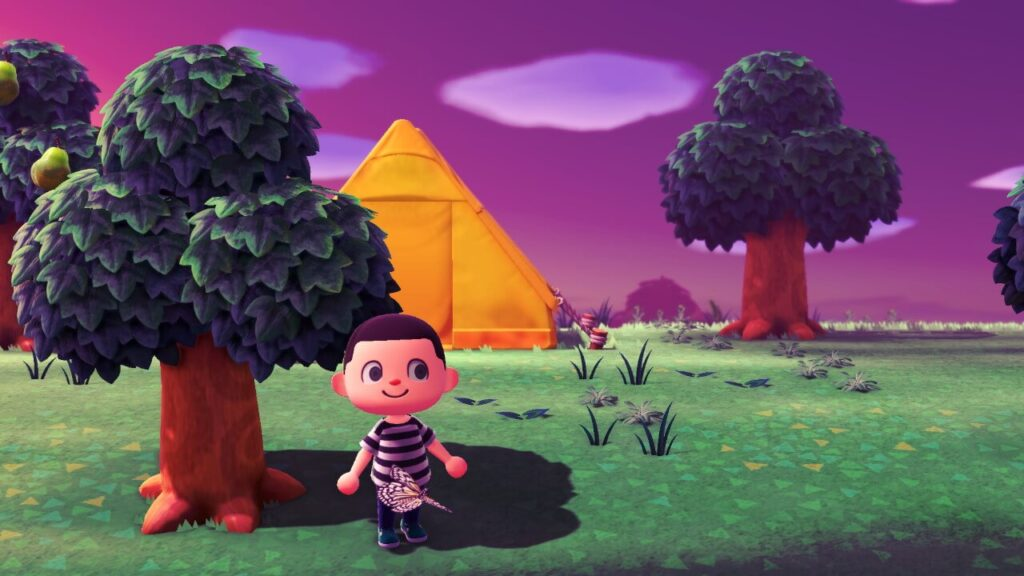 Animal Crossing New Horizons Life filter