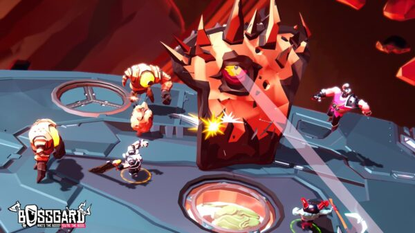 Bossgard - Angry Toast