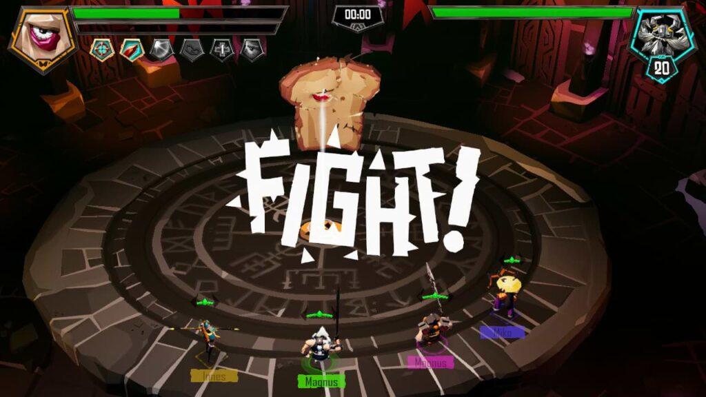 Bossgard - Fight!