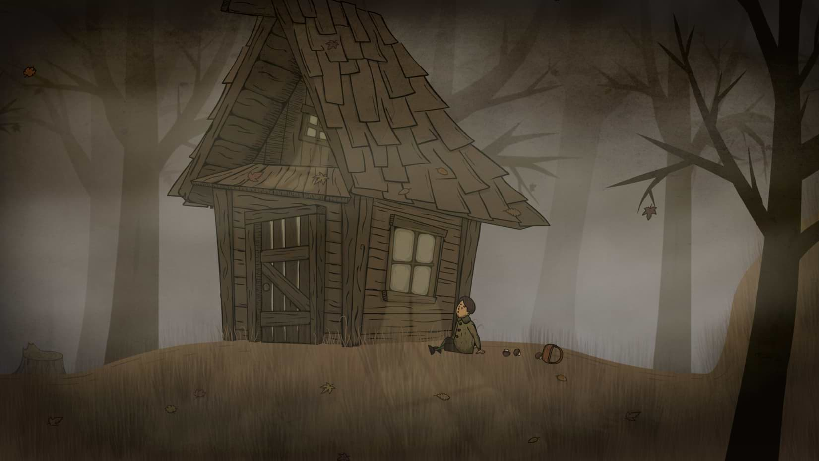 Creepy Tale on the Switch this week