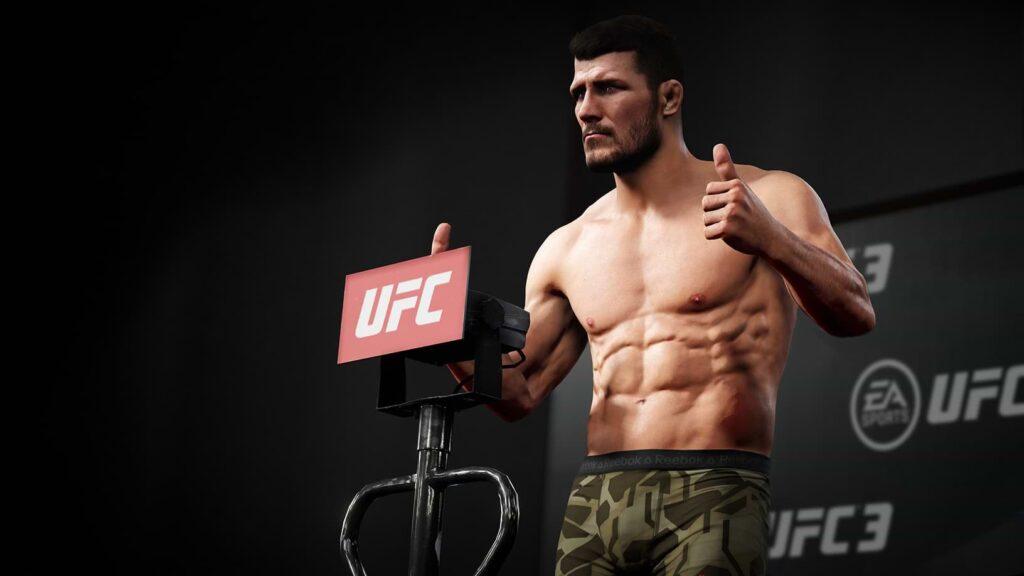 EA Sports UFC 3 - Bisping