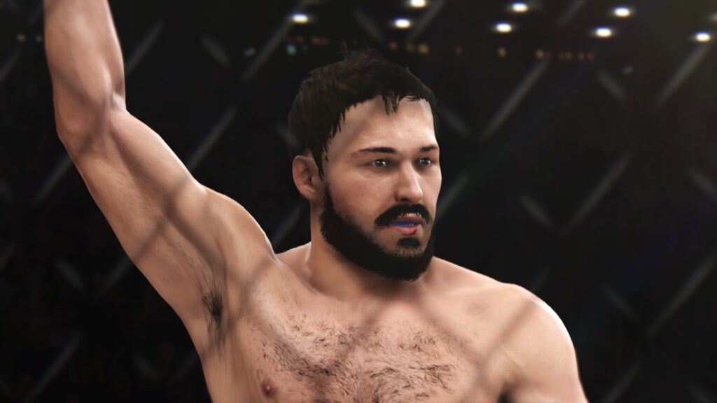 EA Sports UFC 3 - Win