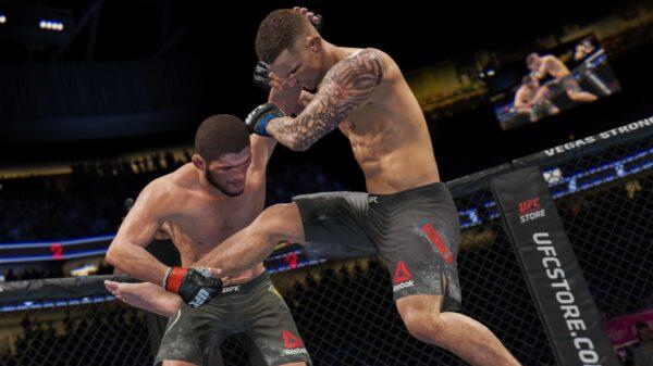 EA Sports UFC 4 - Diaz