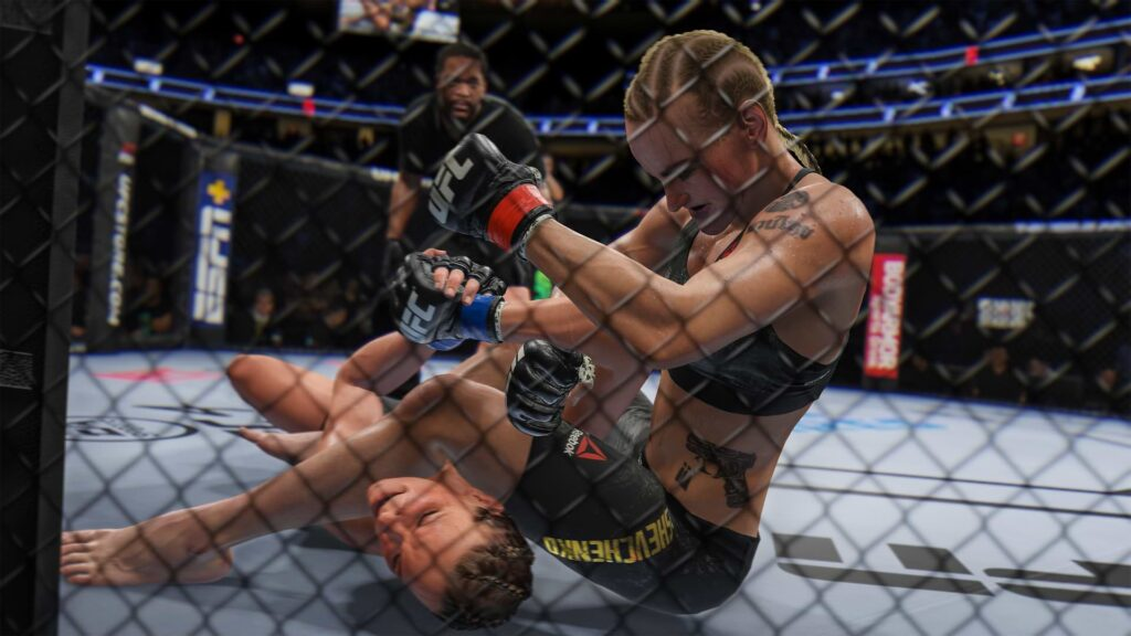 EA Sports UFC 4 is the best fighting game ever made - Groundwork