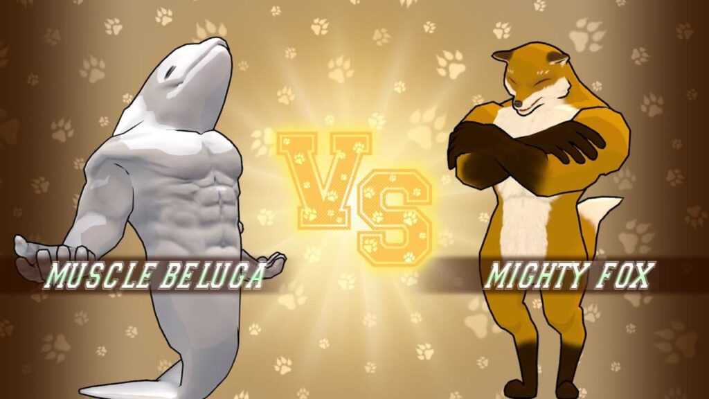 Fight of Animals - Muscles