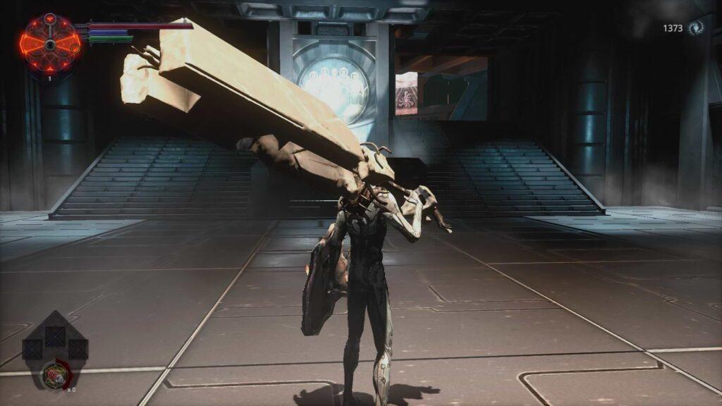 Hellpoint - Strength