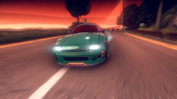 Inertial Drift Sunset Prologue