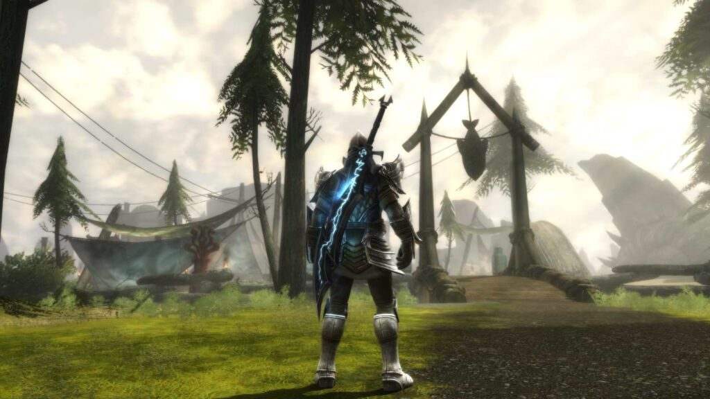 Kingdom of Amalur Re-Reckoning - This is me