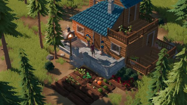Len's Island Kickstarter campaign