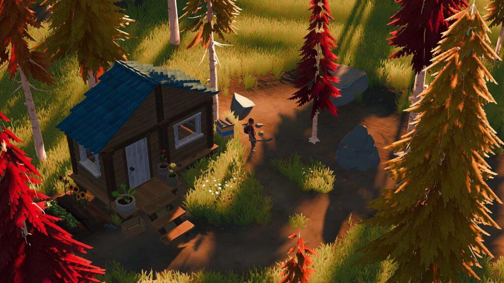 Len's Island - Wilderness