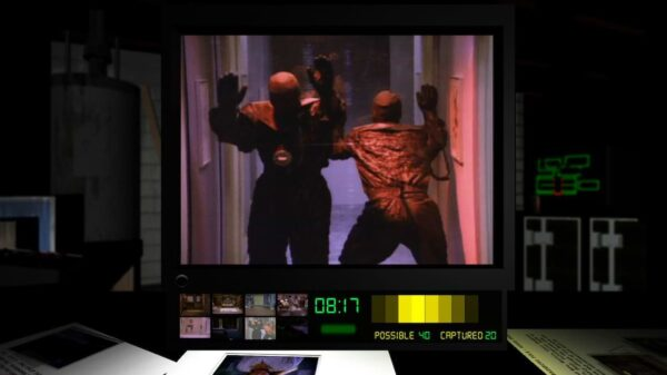 Night Trap Switch review