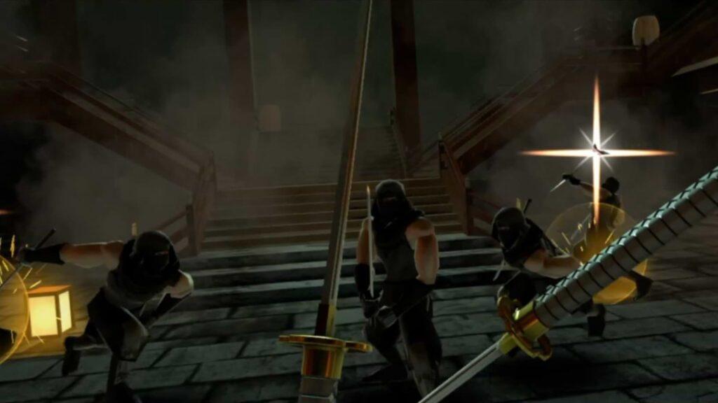 Ninja Legends - Sneaky