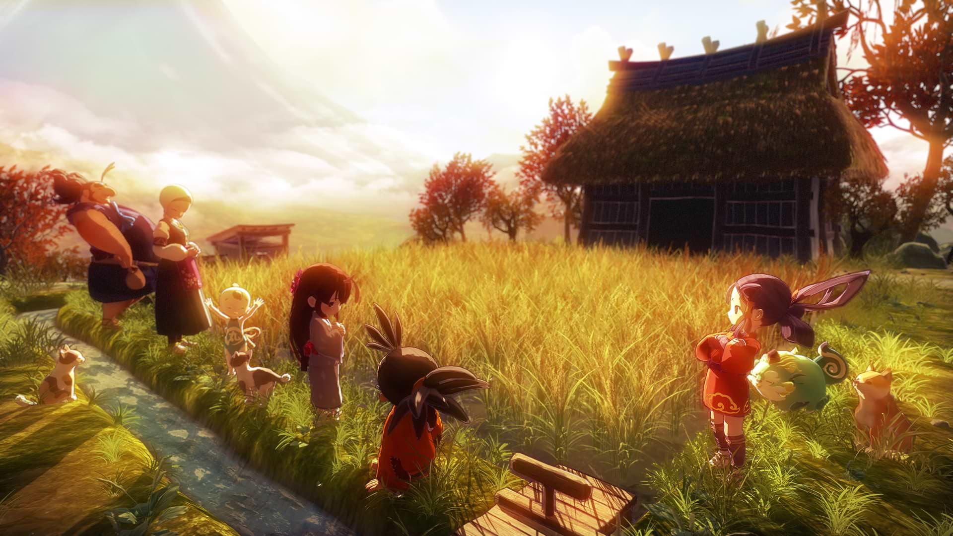 Sakuna Of Rice and Ruin release date