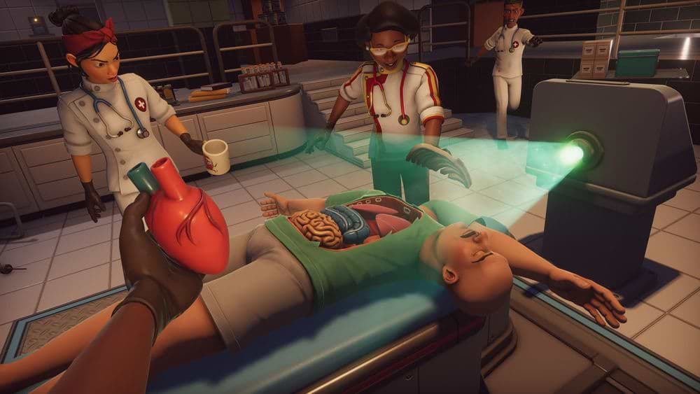 Surgeon Simulator 2 coming next month