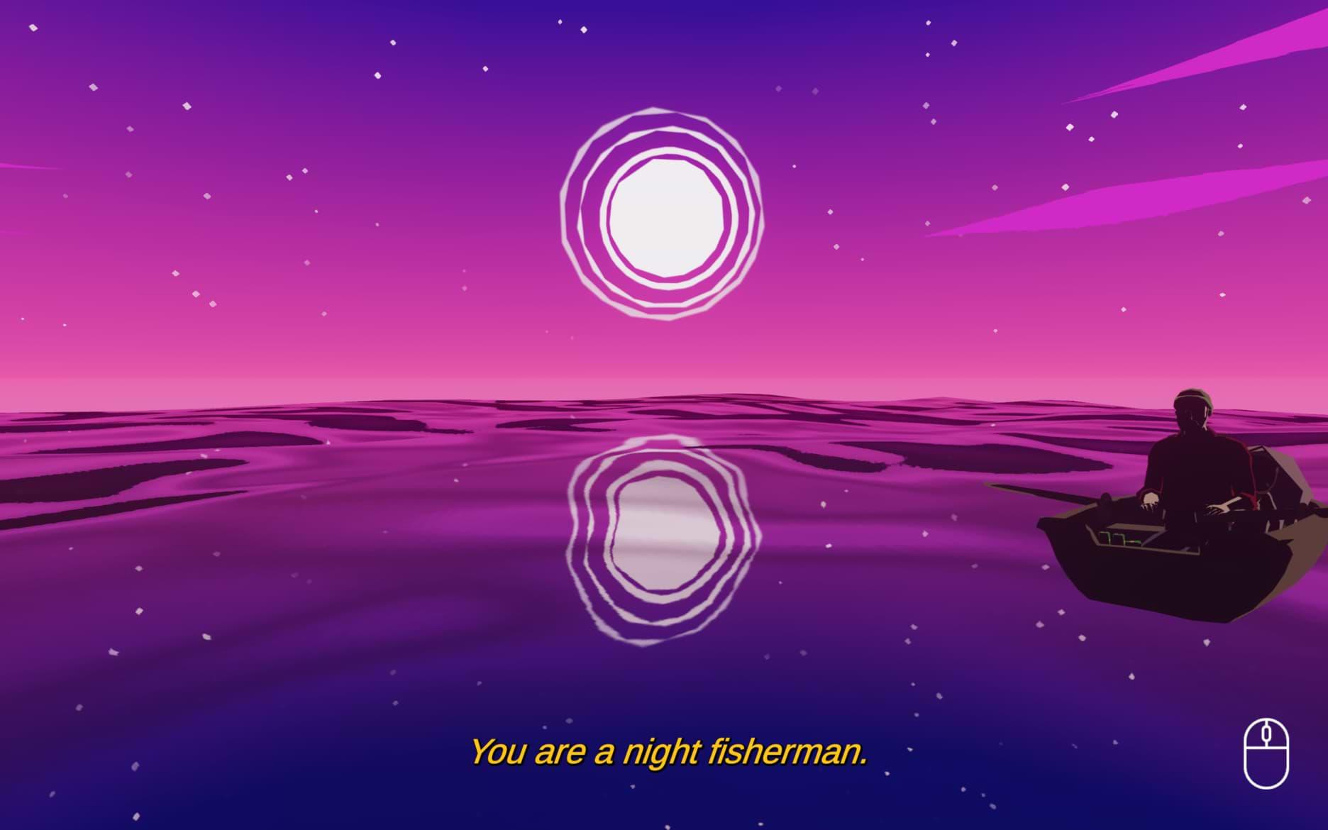 The Night Fisherman - You