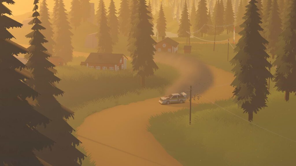 Art of Rally - Country Road